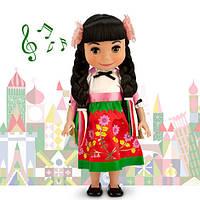 """Кукла Мексика """"Маленький Мир"""" поющая. Дисней оригинал."""
