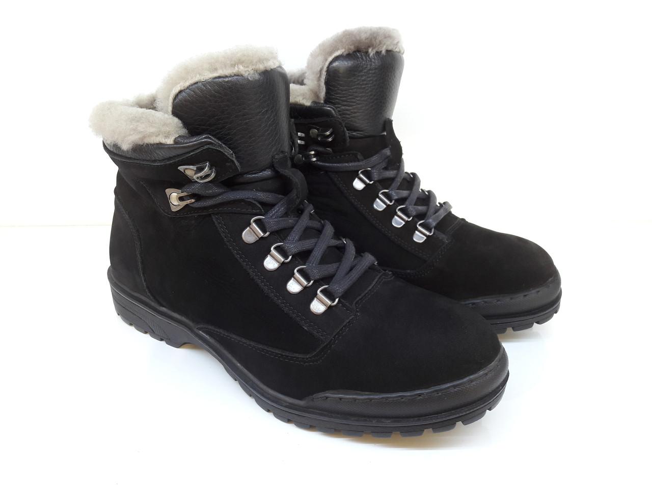 Ботинки Etor 7999-4505 черные