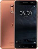 Смартфон Nokia 6 LTE Cooper 4/32gb Qualcomm MSM8937 Snapdragon 430 3000 мАч