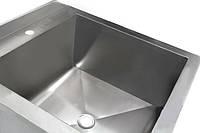 Ванна моечная сварная односекционная 60х60 см