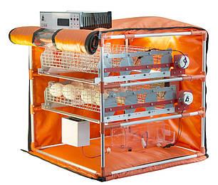 Автоматический инкубатор-конструктор (220V) на 56 яиц водоплавающих птиц, с увлажнителем,  WI-FI, фото 2