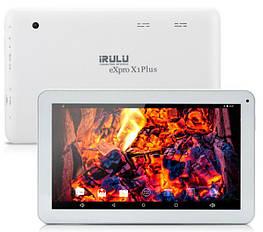 "Американський планшет iRULU eXpro X1 Plus, екран 10.1"", 4 ядра, 1 Гб ОЗУ, 16 Гб"
