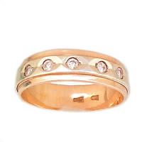 Золотые обручальные кольца с двухсторонней резьбой, цена 2 626 грн ... 954f66f0abf