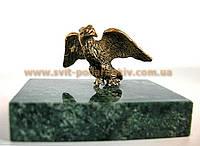 Бронзовая фигурка Орел, памятный сувенир