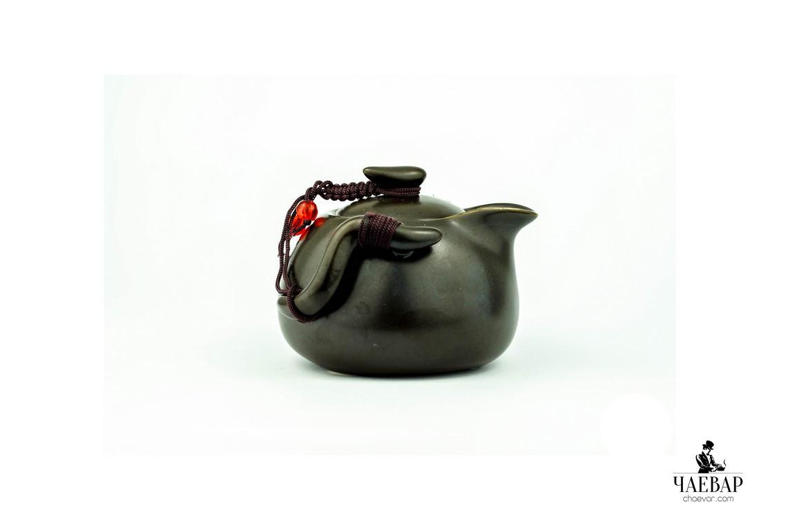 Заварник-гайвань, чёрный 140мл №1