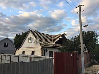 у крыши появилась симметрия