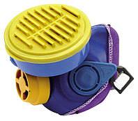 Респиратор MasterTool Пульс-2 (1 фильтр) (82-0142)