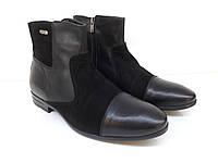 Ботинки Etor 10884-7040 черные, фото 1