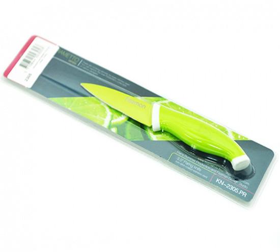 """Овощной нож 18.5см """"Rametto"""" с лезвием из нержавеющей стали Fissman"""