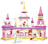 Конструктор  Волшебный замок, 385 деталей, фото 1