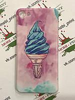 Чехол для Meizu U10 (Мороженко)