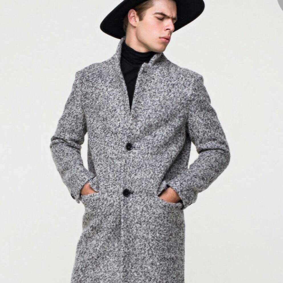 Мужское пальто цена