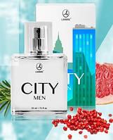 Туалетная вода для мужчин City Men Lambre