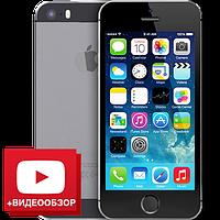 """Китайский iPhone 5S с редкой комплектацией! 2 SIM, ТВ, Java, дисплей 4""""."""