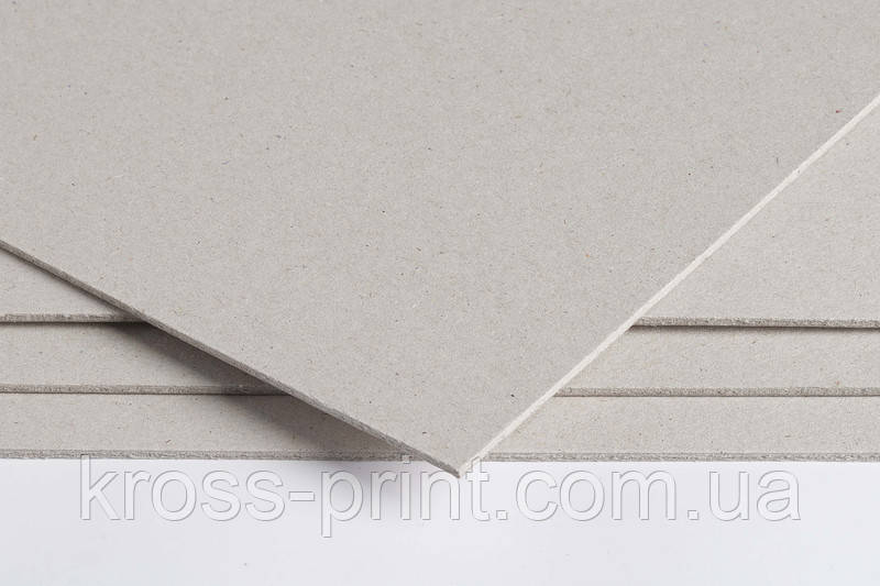 Картон для переплета толщ.1.5мм, Форматный (от А4+ до А2) Китай А4+(310х220мм)
