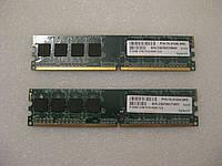 Модули памяти DDR2 512mb 800 Apacer