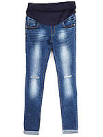 0906 Dsquaviet (26-31, 6 ед.) осень-стретч джинсы для беременных