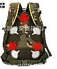 Рюкзак Airback тактичний похідної штурмової туристичний molle 35 - 40л, фото 9