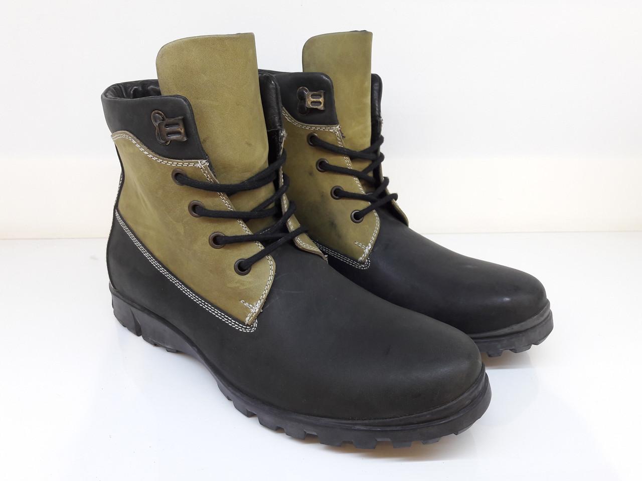 Ботинки Etor 7225-346 черные