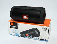 Беспроводная колонка HDY-007 клон JBL Charge2+ FM/Bluetooth/MP3/USB/microSD, black