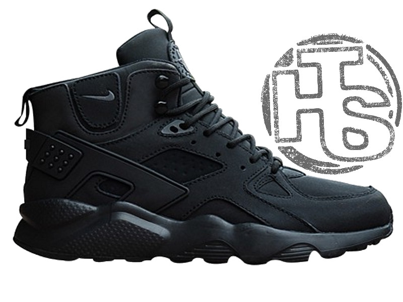Чоловічі кросівки Nike Air Huarache Winter Black