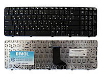 Оригинальная клавиатура для ноутбука HP Presario CQ60, CQ60Z, G60, G60T, rus, black
