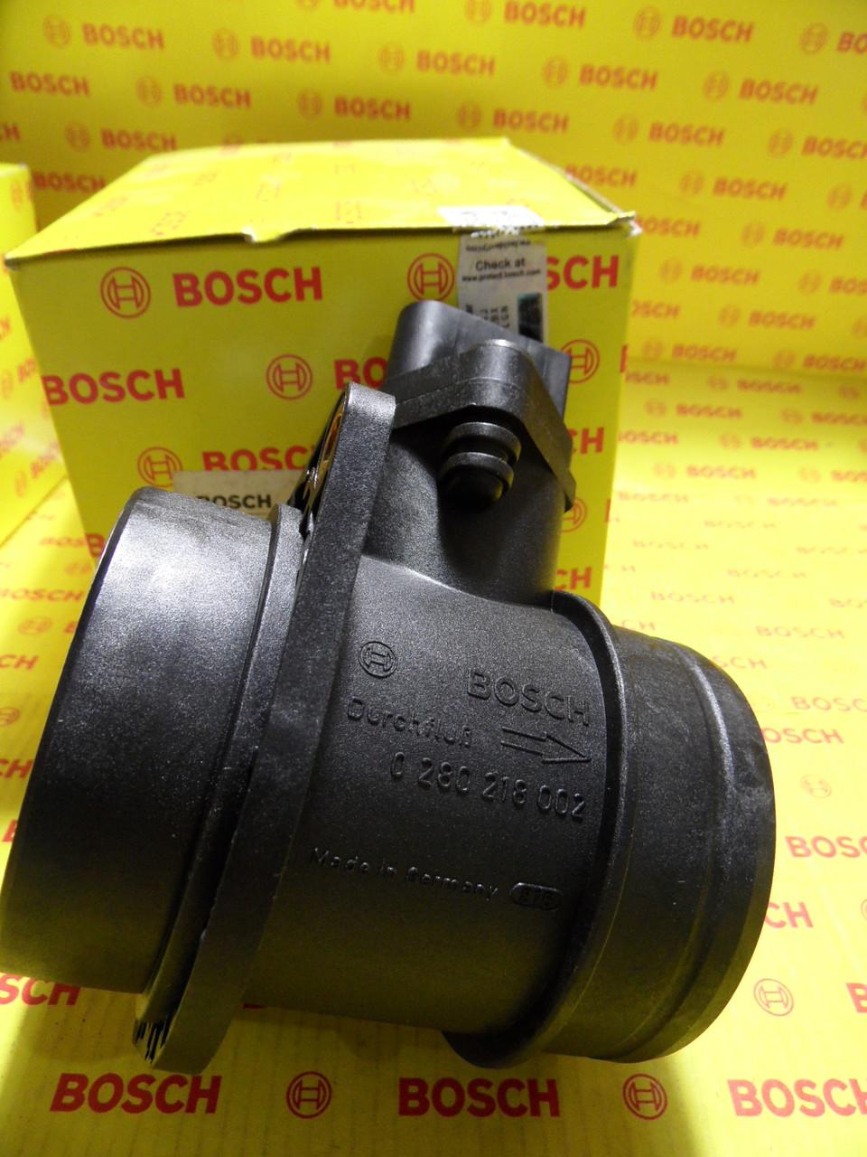 ДМРВ, Bosch, 0280218002, 0 280 218 002, VW, SEAT, AUDI, SKODA