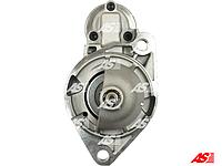 Стартер для Opel Astra G 2.0 i, Опель Астра бензин/инжектор, 12V-1.1kW-9 зубьев, AS S0098, 0001107045, CS879