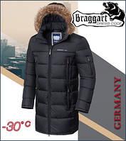 Оригинальная мужская зимняя куртка