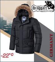 Оригинальная куртка с воротником-стойкой
