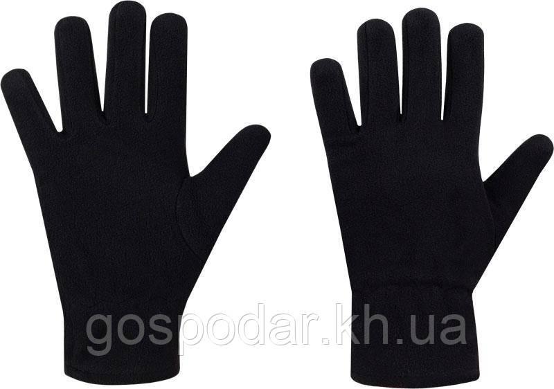 Перчатки флисовые черные.Польша.Reis.
