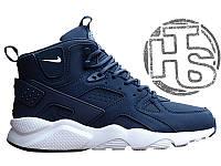 Мужские кроссовки Nike Air Huarache Winter Blue