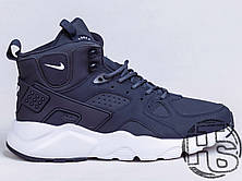 Мужские кроссовки реплика Nike Air Huarache Winter Blue, фото 2