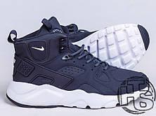 Мужские кроссовки реплика Nike Air Huarache Winter Blue, фото 3