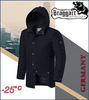 Braggart Dress Code 4282 | Зимняя куртка мужская черная