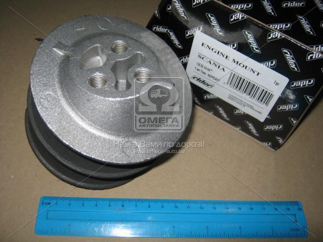19-0477 | Опора двигуна SCANIA (в-во RIDER)