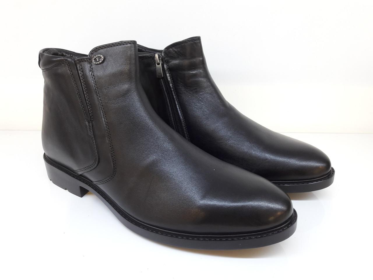 Ботинки Etor 11083-0891 черные