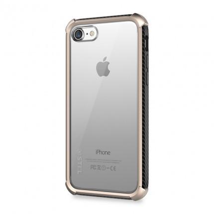 TPU+PC чехол STIL Clear Watch Series для Apple iPhone 7 / 8 (4.7