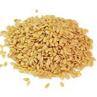 Семена льна золотистые, 1 кг