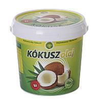 Кокосовый жир - масло 1кг / биопродукт Венгрия /
