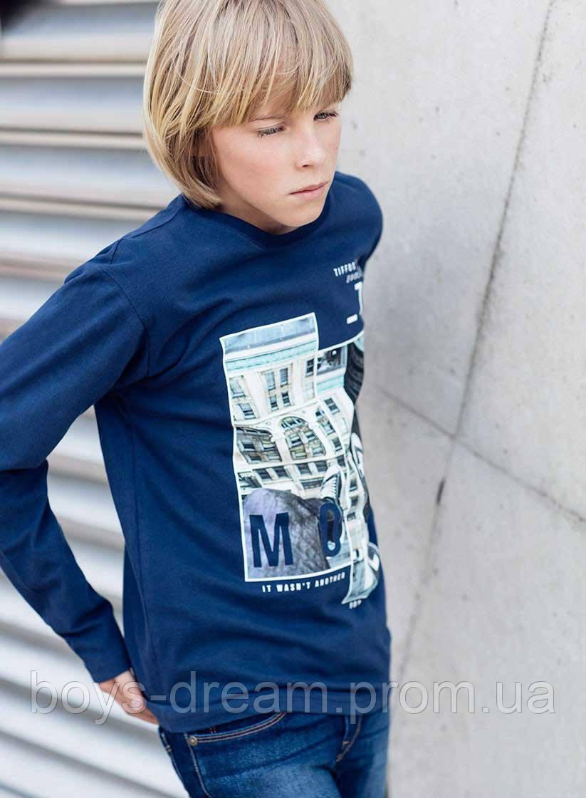 Толстовка, свитшот для мальчика 6-14 летTiffosi