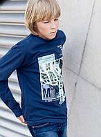 Толстовка, свитшот для мальчика 6-14 летTiffosi, фото 1