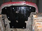 Защита двигателя и КПП Opel Vectra A (1988-1995) механика 1.6
