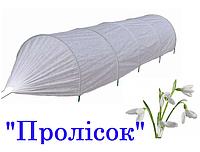 """Парник """"Пролісок"""" 50 плотность 10 метров"""