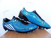 Бутсы Adidas F10 Trx 100% Оригинал  р-р 44 (28см) (сток, б/у) футзалки бампы копы сороконожки