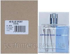 Armand Basi In Blue Sport (50мл), Мужская Туалетная вода Тестер - Оригинал!