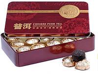 Чай Пуэр в сувенирной коробке