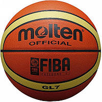 Мяч баскетбольний Molten GL-7
