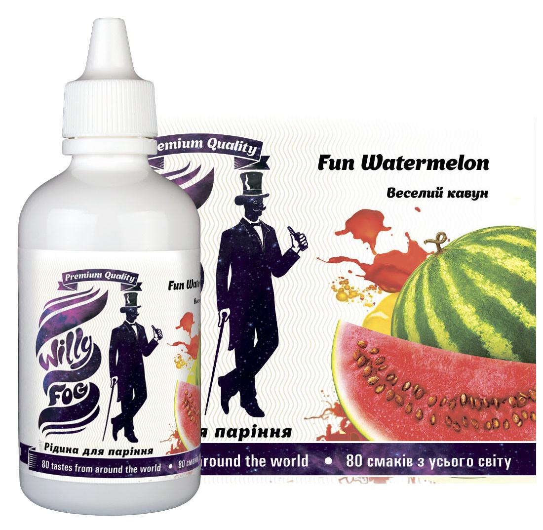 Рідина для паріння  Fun Watermeloon 100ml