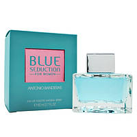 Antonio Banderas Blue Seduction For Women edt 80 ml. женский оригинал
